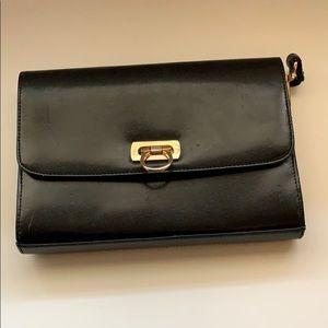 Black Naturalizer Shoulder Bag